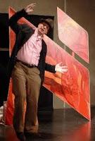 """Theaterprogramma  """"Al te goed is buurmans gek"""" door René van den Beld  op vrijdag 10 februari 2012 om 20.00 uur in de Ontmoetingskerk, Kerklaan 41, Laren"""