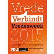 Vredesweek 2015