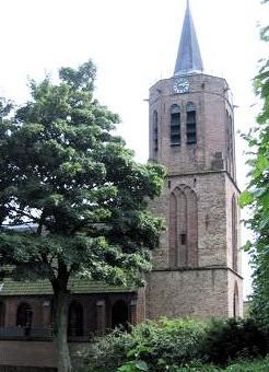 Oecumenische Vesper op zondag 24 april 2016 om 19.00 uur in de Johanneskerk, Naarderstraat 5 te Laren