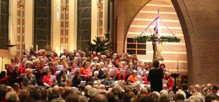 Carols in 't Gooi. Sint Vituskerk, Kerklaan 17, Blaricum. Zaterdag 15 december 2018 20.15 uur