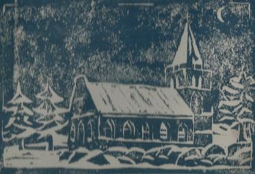 Vrijdagavond 20 december 2019 De Sint Jansbasiliek en de Johanneskerk zijn geopend op de Lichtjesavond in Laren