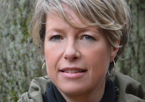 Interview met Claartje Kruijff door Job de Bruijn. Ontmoetingskerk, Kerklaan 41, Laren, woensdag 20 januari 2021