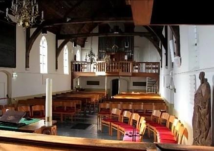 Tot en met 11 september, Monumentendag, is de Johanneskerk open op alle zaterdagen van 13.00 tot 17.00 uur