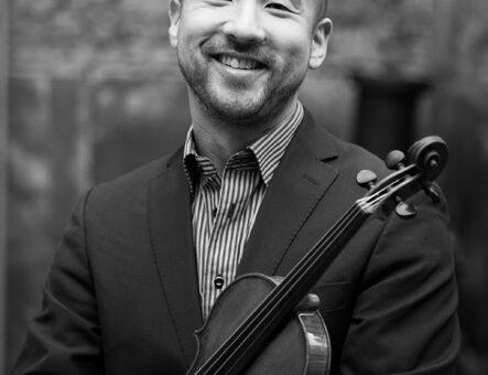 Concert in de Johanneskerk. Zondag 17 oktober, 15.00 uur: Johan Olof, viool; Bart Soeters, basgitaar en Joris Holtackers, toetsen en percussie